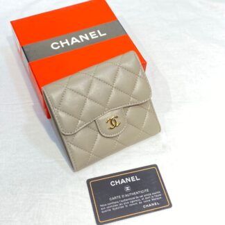 chanel canta vizon gold kapitone mini cuzdan