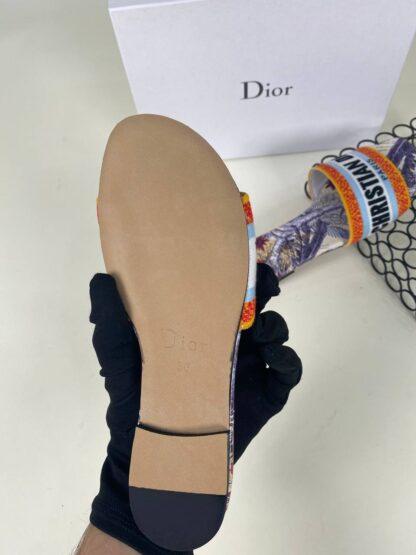 christian dior ayakkabi nakisli terlik 2021