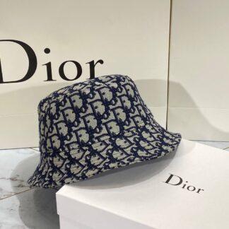 christian dior sapka lacivert hat