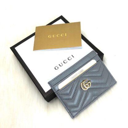 gucci canta gri gold kartlik 11.2x7.5 cm