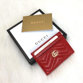 gucci canta kirmizi gold kartlik 11.2x7.5 cm