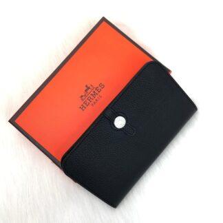 hermes canta siyah dogon cuzdan 20x12 cm
