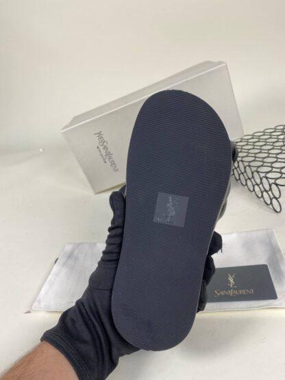 yves saint laurent ayakkabi siyah terlik