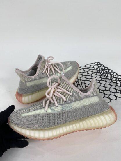 adidas ayakkabi yeezy boost sneakers gri pudra ithal