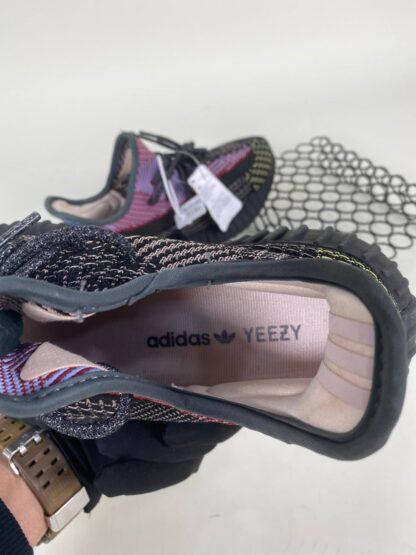 adidas ayakkabi yeezy boost unisex sneakers siyah gri
