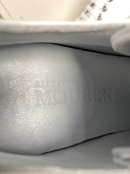 alexander mcqueen ayakkabi tread beyaz sneakers
