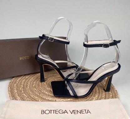 bottega veneta ayakkabi topuklu siyah