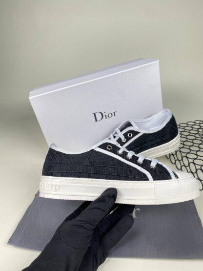 christian dior ayakkabi sneaker kadin siyah ithal
