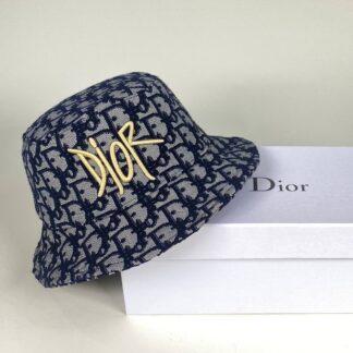 christian dior sapka lacivert classic gold logo standart beden