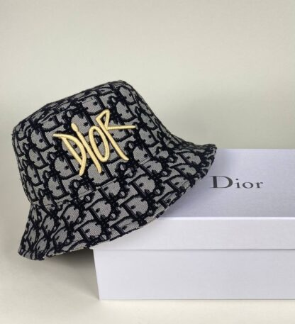 christian dior sapka siyah classic gold logo standart beden