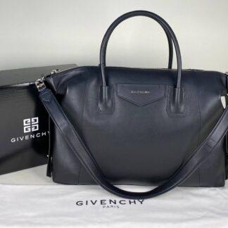 givenchy canta antigona large soft bagin ithal siyah