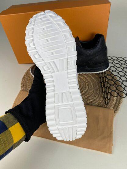 louis vuitton ayakkabi erkek ithal kumas sneaker