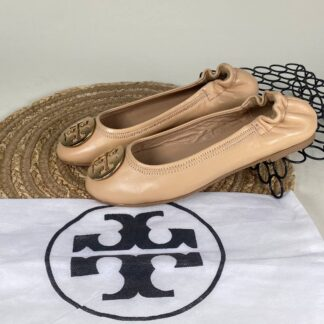 tory burch babet nude gold ithal aksesuar