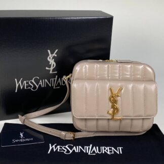 yves saint laurent canta vicky camera camel ithal