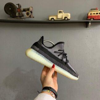 adidas ayakkabi sneakers yeezy 350 carbon yeni sezon ithal