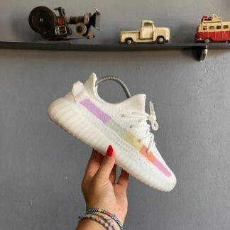 adidas ayakkabi sneakers yeezy 350 krem ithal