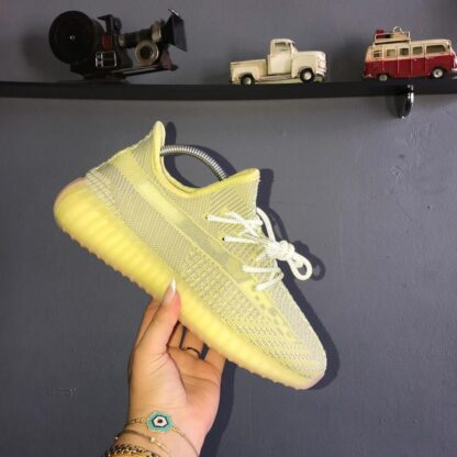 adidas ayakkabi sneakers yeezy 350 sari gri ithal