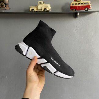 balenciaga ayakkabi sneakers speed2 siyah ithal