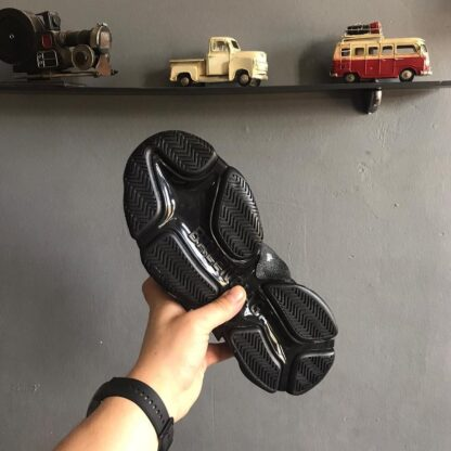 balenciaga ayakkabi sneakers triples siyah ithal