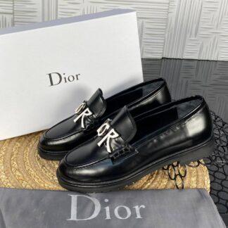 christian dior ayakkabi loafer siyah ithal