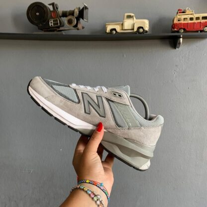 new balance ayakkabi nb 990 v5 sneakers ithal