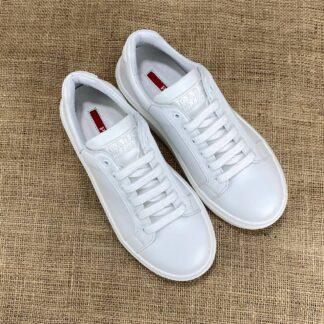 prada ayakkabi sneakers beyaz erkek