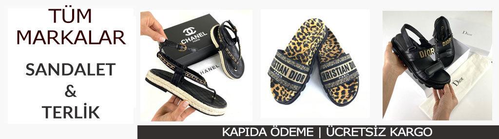 kadin marka yeni moda terlik sandalet