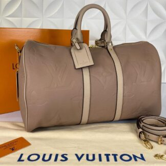 louis vuitton valiz pudra ithal keepall bandouliere 45 cm