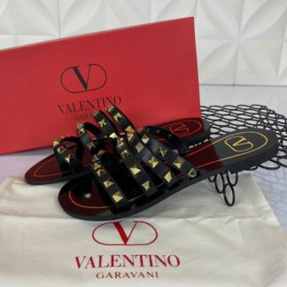 valentino terlik rockstud siyah yeni sezon