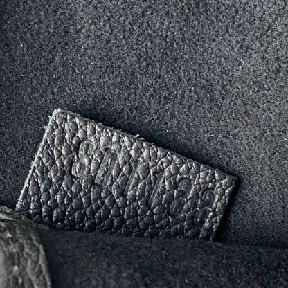 louis vuitton canta renkli logo toiletry pouch portfoy 26x20 cm siyah oversize