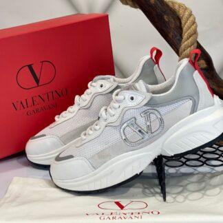 valentino ayakkabi sneakers beyaz exclusive ithal